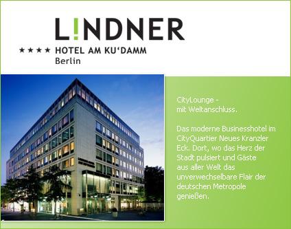 lindner hotel am ku damm 4 sterne hotel alle hotels berlin. Black Bedroom Furniture Sets. Home Design Ideas