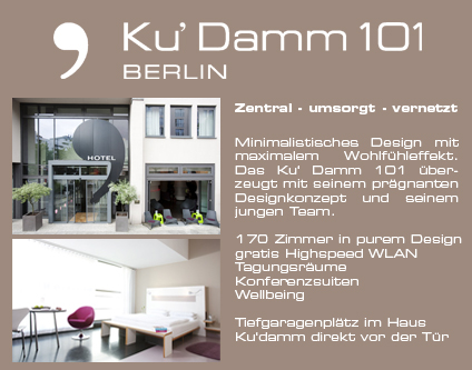ku damm 101 hotel 3 sterne hotel 3 sterne hotels berlin. Black Bedroom Furniture Sets. Home Design Ideas