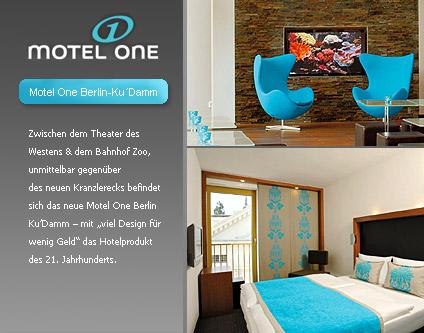 Motel One Kantstrabe