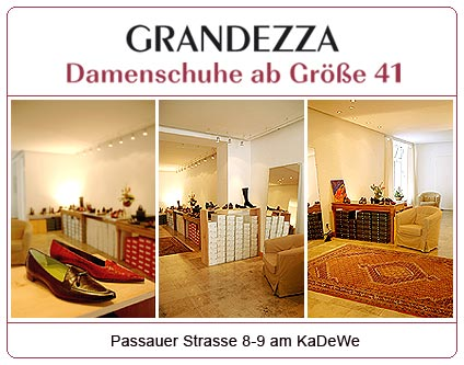 grandezza damenschuhe ab gr e 41 alle shopping berlin. Black Bedroom Furniture Sets. Home Design Ideas