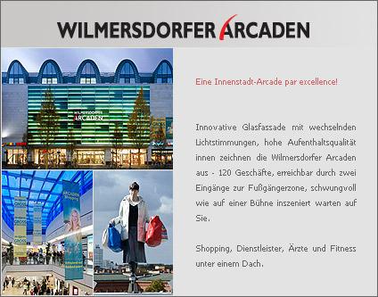 wilmersdorfer arcaden einkaufszentrum alle essen trinken berlin. Black Bedroom Furniture Sets. Home Design Ideas