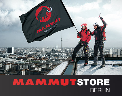mammut store outdoor expeditionsausr stungen alle shopping berlin. Black Bedroom Furniture Sets. Home Design Ideas